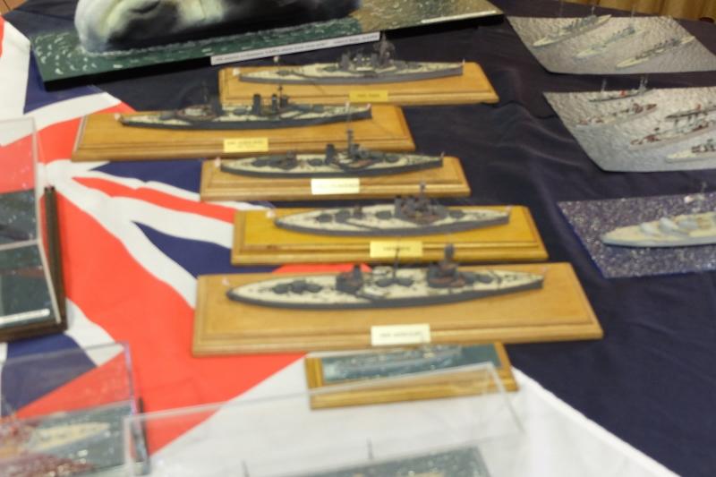 Schiffe zu Skagerrak Schlacht